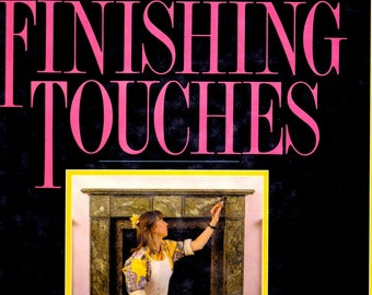 Finishing Touches by Jessica Ridley - Hardcover