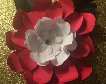 Paper Flower Place Card - Wedding/Special Event