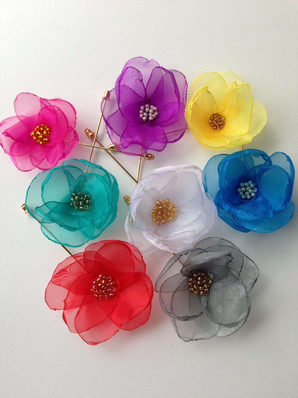 Mens Lapel Flower Wedding Lapel Pins Wedding Boutonnière