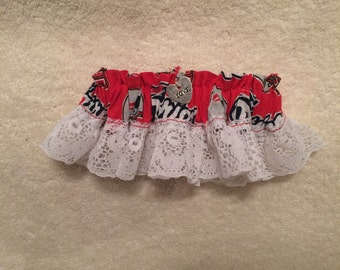 New England Patriots Garter