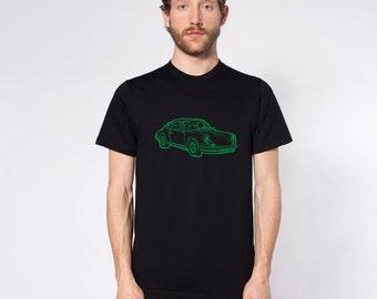 KillerBeeMoto: Limited Release Sports Car Short & Long Sleeve Shirt Cartoon Version