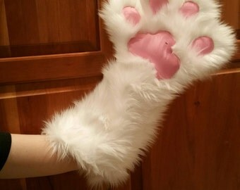 FURSUIT pair of paws any colors.
