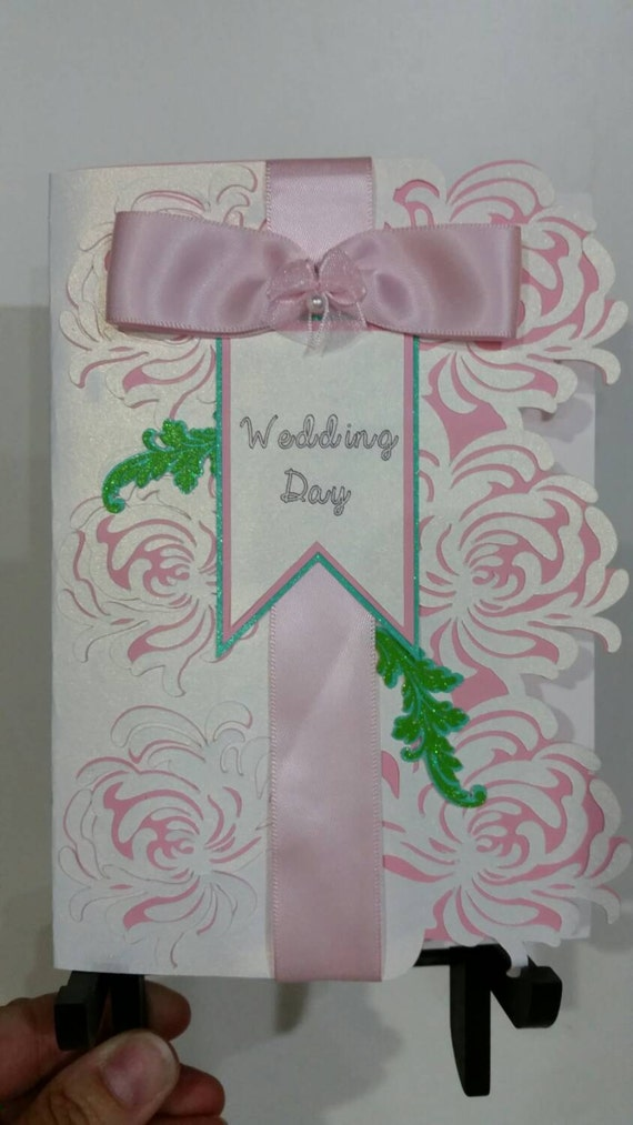 Personalized Cards, Wedding, Birthday, Wedding day, Bride and Groom Card
