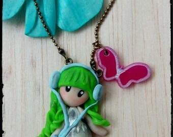 Necklace gorjuss style
