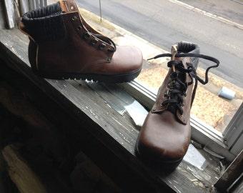 Deadstock vintage Anne kalso earth shoes negitive heels 1970 lace up pick size  women's 5 5.5 6 6.5 7 7.5