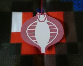 Cobra Ornament!