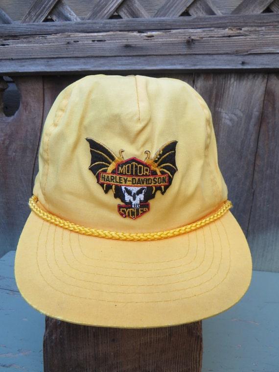 reproduction vintage Harley hats? - Page 3 - Harley ...  |Vintage Harley Davidson Hats