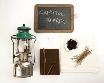Campfire Blend | Organic Black Loose Leaf Tea Blend | Maple Oolong Tea