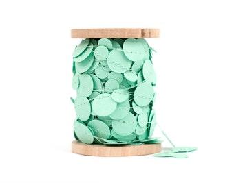 Jade Paper Garland