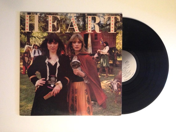 Heart Little Queen Vinyl lp Vinyl Heart Little Queen