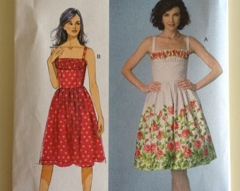 Butterick 6167 Misses' Dress - B6167 New, Unused, Uncut, Factory Folded