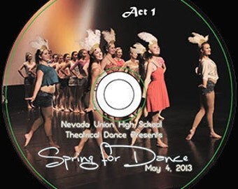 Nevada Union High School Presents: Spring for Dance 2013