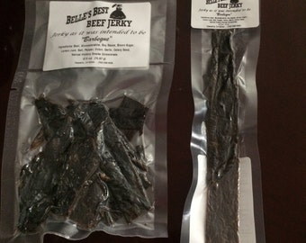 BBQ Jerky - Perfect flavor for summer!
