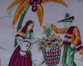 Spanish Hand Towel