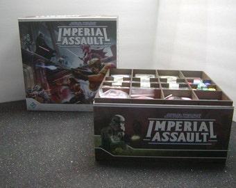 Star Wars Imperial Assault Game Box Organizer