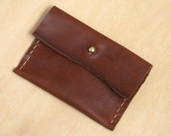 The Adrianna Case; Leather Business Card Case; Small Coin Purse; Ladies Credit Card Case; Pill Pouch