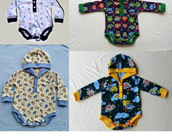 Bodysuits Made to Order