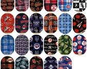 MLB & Solid Fleece Blanket, Double-sided Fleece, MLB Fleece, Solid Fleece, Hand-sewn, Custom, Made-to-order Blanket, 4 Sizes