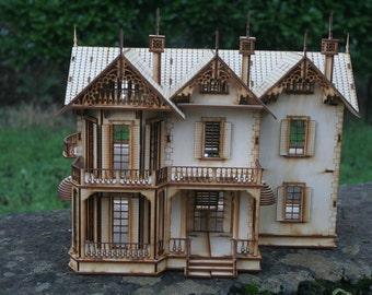 Gothic House Dolls House