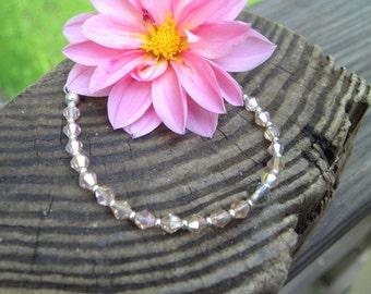 Pink Crystal Bracelet BDB120