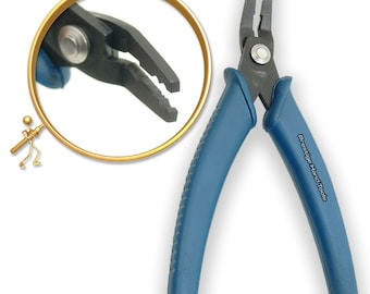 Prestige Crimping pliers 2 in 1 Economy flush cutter TigerTail Jewellery making