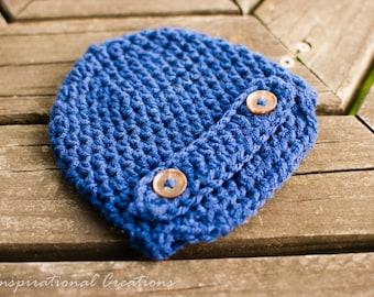 Crochet Newsboy Cap, Crochet Newborn Hat, Crochet Hat, Crochet Baby Hat, Crochet Newsboy Beanie, Crochet Newborn Beanie, Crochet Beanie