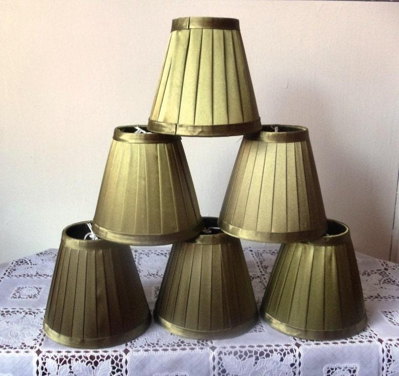 6 kleine kronleuchter lampenschirme klipsen an lampenschirme. Black Bedroom Furniture Sets. Home Design Ideas