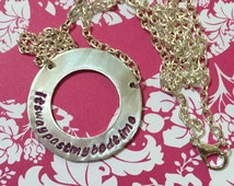 itswaypastmybedtime Carrie Hope Fletcher necklace