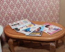 Reader's Digest Magazines For Dollhouse