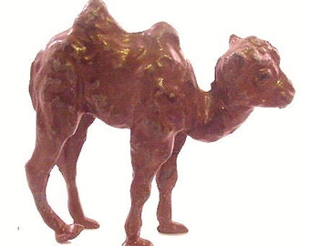 1930s Britains 943 Baby Camel in Lead
