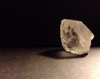Atlantis Quartz | Clear Terminated Quartz Crystal | Atlantis | Ice Crystal | Healing Crystal | Clear Quartz Crystal Point | Metaphysical Gem