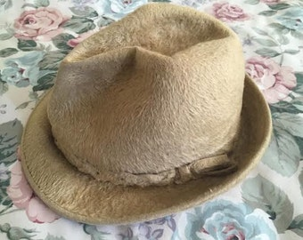 Beautiful Canadian Hat Beaver fur