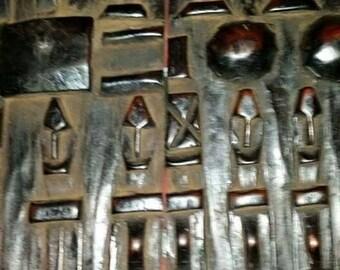 AFREICAN TRIBAL DOOR