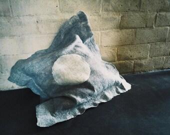 Full Moon floor cushion cover