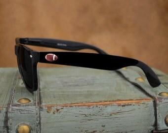 Football Wayfarer Sunglasses