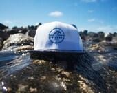 SNAPBACK SURF hat TRISURF logo