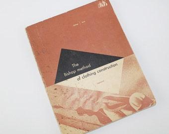 Bishop Method of Clothing Construction Book copyright 1959