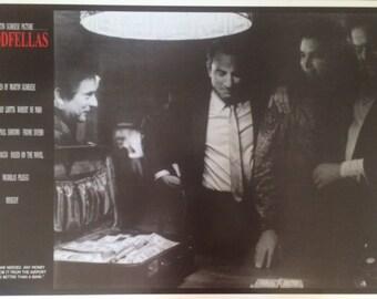 Goodfellas Joe Pesci group movie poster 24 x 36