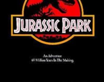 Jurassic Park Poster 11 x 17