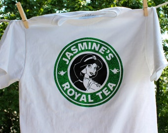Jasmine's Royal Tea {Starbucks Collection}
