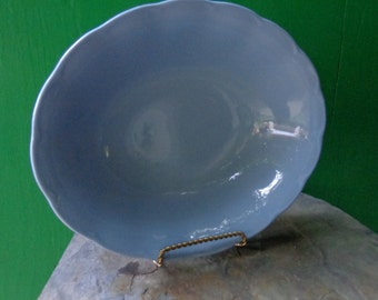 Grindley Lupin petal oval bowl