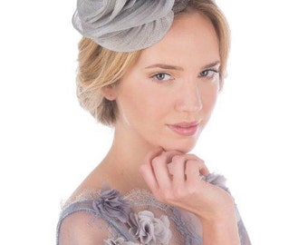 Fascinator and hat