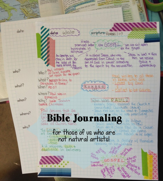 daily bible journal download