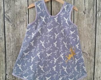 "Baby dress ""elf"" (100% organic cotton)"