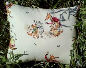 Fantastic Mr Fox Cushion