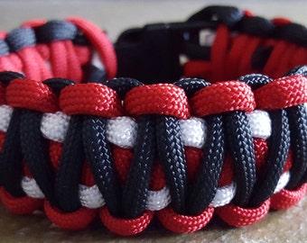 Paracord King Cobra Bracelet