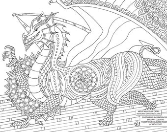 CICE Anthology Dragon