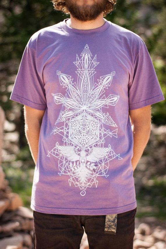 Cannabis T-Shirt—Organic USA Made, Weed T-Shirt, Marijuana T-Shirt, Marijuana Clothing, Weed Clothing, 420 Clothing, 420 T-Shirts, Mens