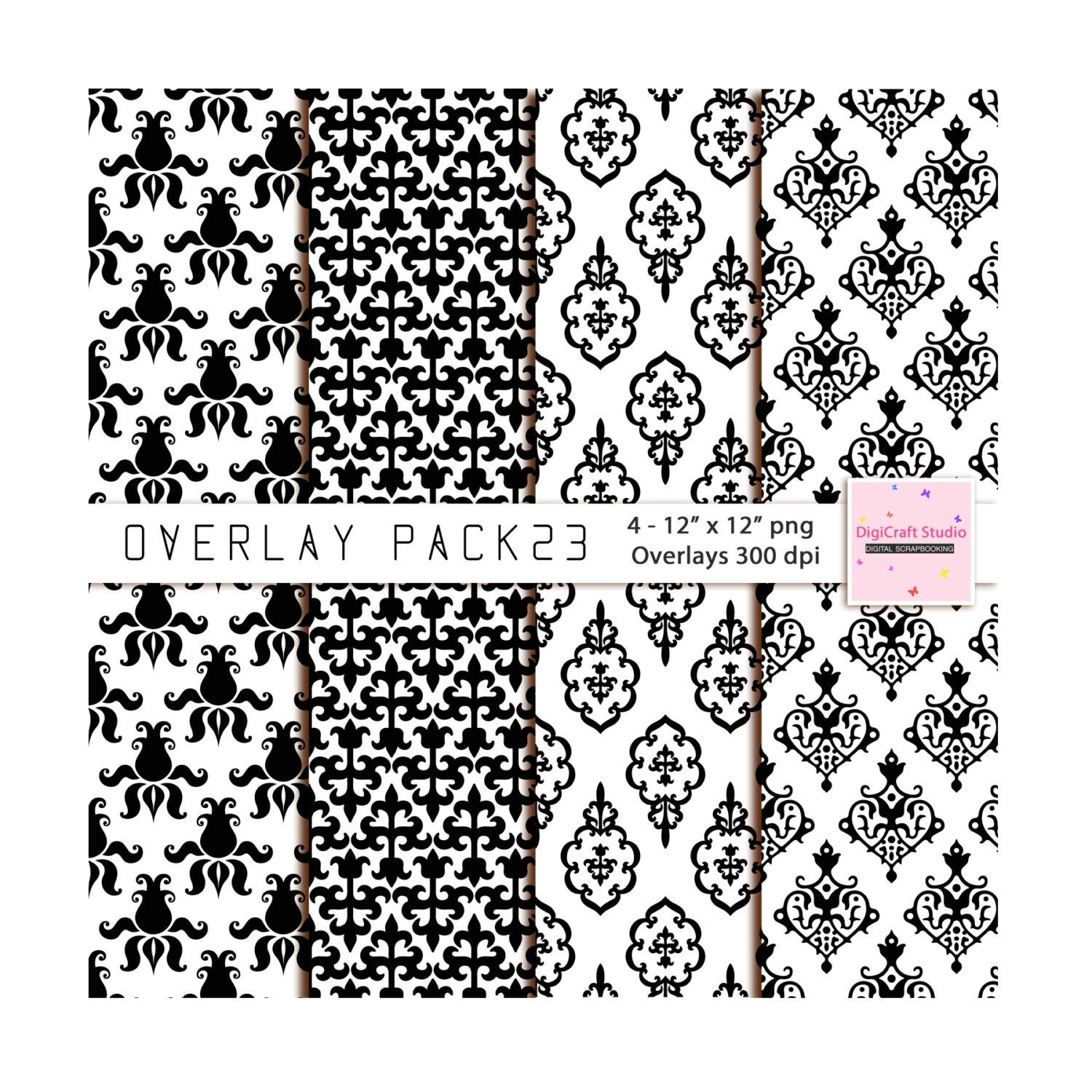 Scrapbook ideas black background - This Is A Digital File