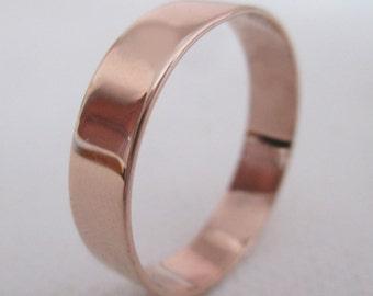 Wedding ring ROSE GOLD